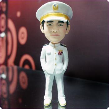 公仔訂做 海軍公仔(大禮服)FDB-013
